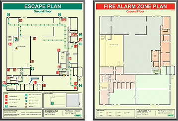 Jalite Fire Safety Plans