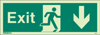 447T - Jalite Exit Sign