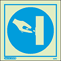 5107C - Jalite Switch off when not in use Sign
