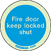 5140O - Fire door keep locked shut