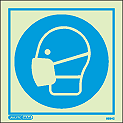 5584C  - Jalite Wear Mask Sign