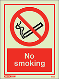 8067D - Jalite No Smoking Sign